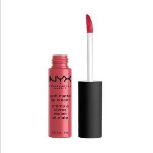 ♡new   nyx soft matte lip cream shade são paulo♡